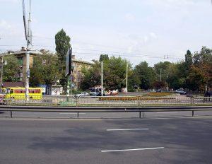 Площадь Космонавтов, Чоколовка, Киев