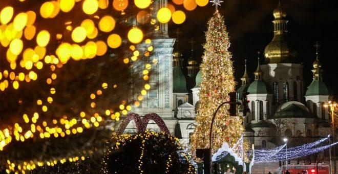 Поздоровлення з Різдвом Христовим!