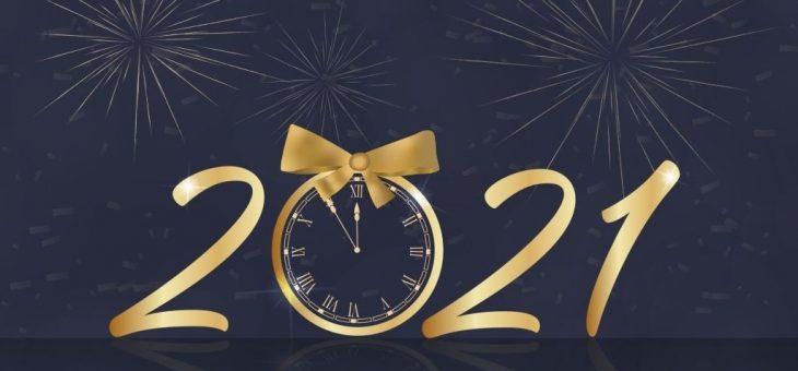 Привітання з новорічними святами від Місто-ТВ!